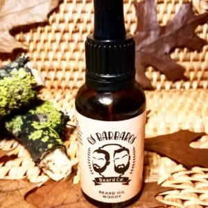 BEARD OIL  Woody