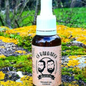 Beard Oil Citrus 30ml