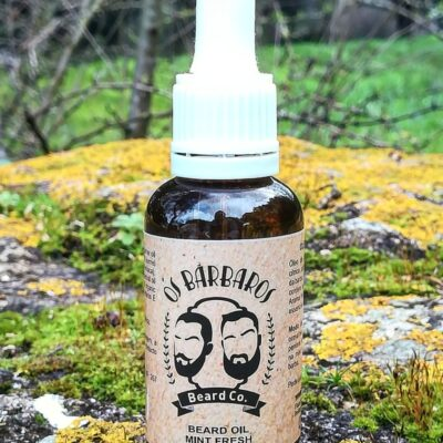 Beard Oil Mint Fresh