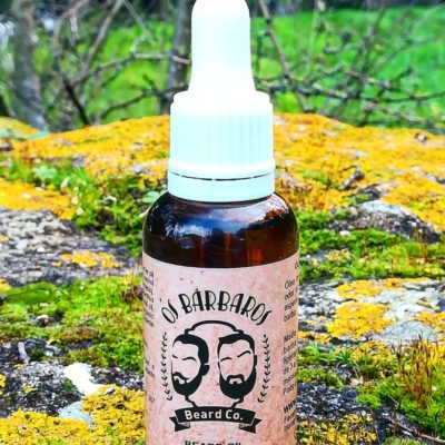 Beard Oil Woody 30ml